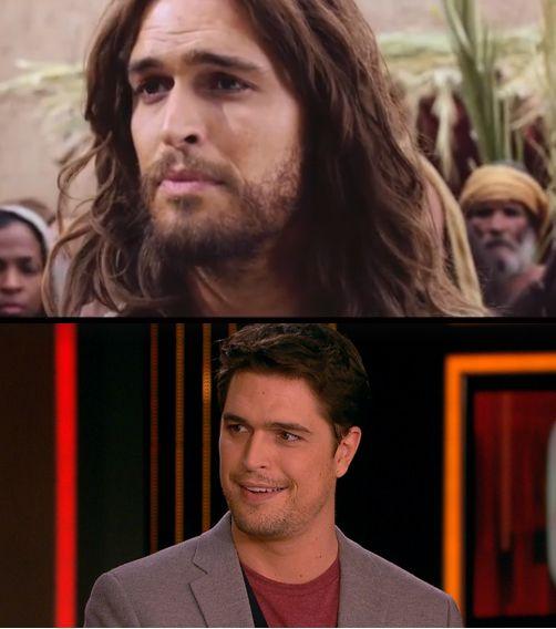 'Son of God' Actor Diogo Morgado (VIDEO)