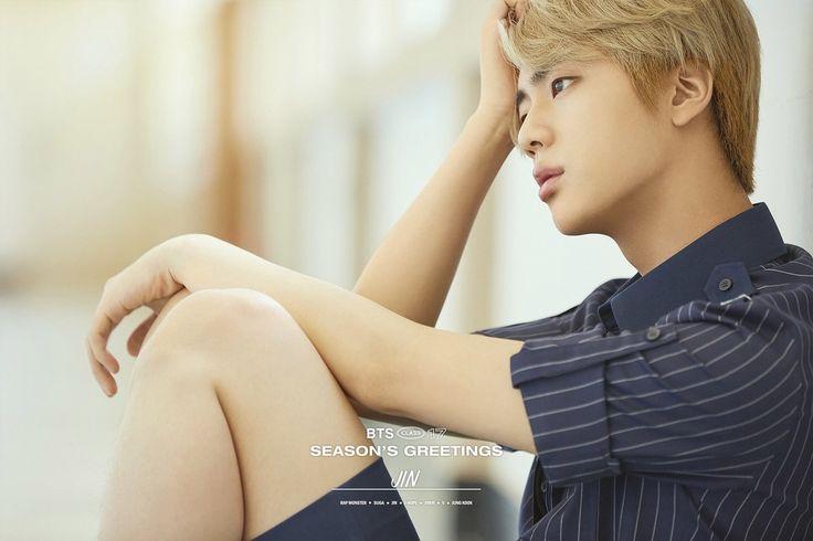 Jin BTS 2017 (◡‿◡ ♡)
