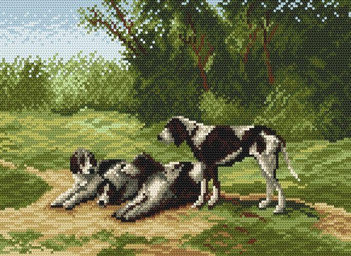 Gallery.ru / Megat 4301 Охотничьи собаки - ИЩУ - Stroggorn