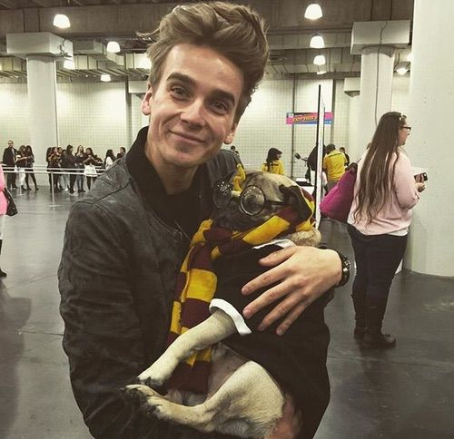 i swear, joseph graham sugg will be the death of me