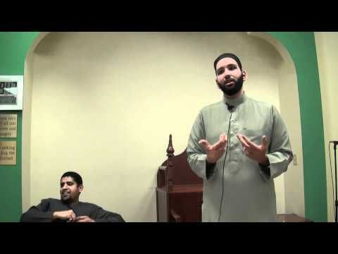 Love and Dating in Islam - Sheikh Omar Suleiman