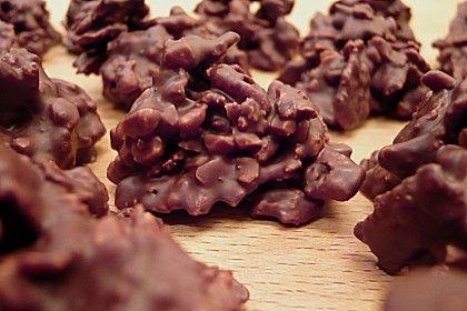 Choco Crossies 1