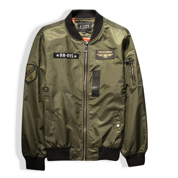 Cheap 2015 mujeres de moda de la chaqueta del o cuello corto delgado de la chaqueta de bombardero pilotos Tops de vestir exteriores de la fuerza aérea chaquetas 2 Color QY026, Compro Calidad Chaquetas Básicas directamente de los surtidores de China:                             2015 mujeres de la manera del o-cuello de chaqueta corta delgada