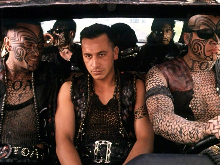 Once Were Warriors (1994). Takes place in New Zealand, about a Maori family who struggles with alcohol, violence, and poverty,