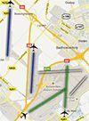 Als je een vliegtuig of vlucht wilt volgen dan kan je op website vluchtvolgen99.nl terecht. Hier hebben ze een gratis online radar waarop duizenden vluchten te zien zijn. Volg een vlucht op je balkon of langs een start- of landingsbaan.
