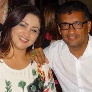 Ronaldo Freire Andrade e Alessandra Machado