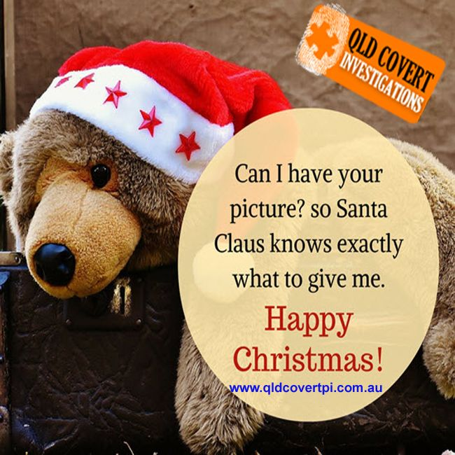 Can I have your picture? So Santa Claus knows exactly what to give me. #HappyCristmas #HappyXmas #Xmas #Santa