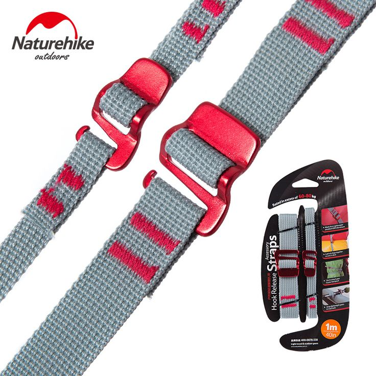 NatureHike Portable Baggage Belt Hook Clip Handsfree Easy Travelling Hold Luggage Belt Straps Fixed Clip Fasteners Adjustable #clothing,#shoes,#jewelry,#women,#men,#hats,#watches,#belts,#fashion,#style