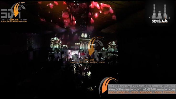 Noor Mahal With Falling Petals | Bride Entrance | Your Dream Wedding | W...