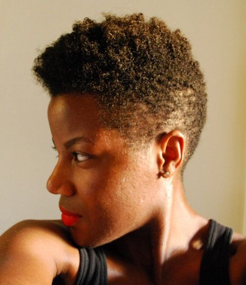 black natural haircuts mohawk hairstyles for black with hair if your 9825 | 10f63c9bd27e46e848bcc6153a6d2507