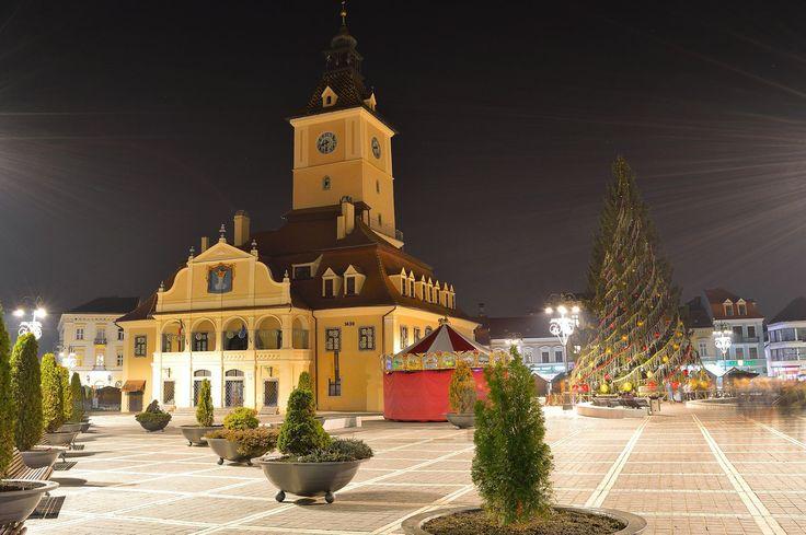 Council Square, Brașov, Romania