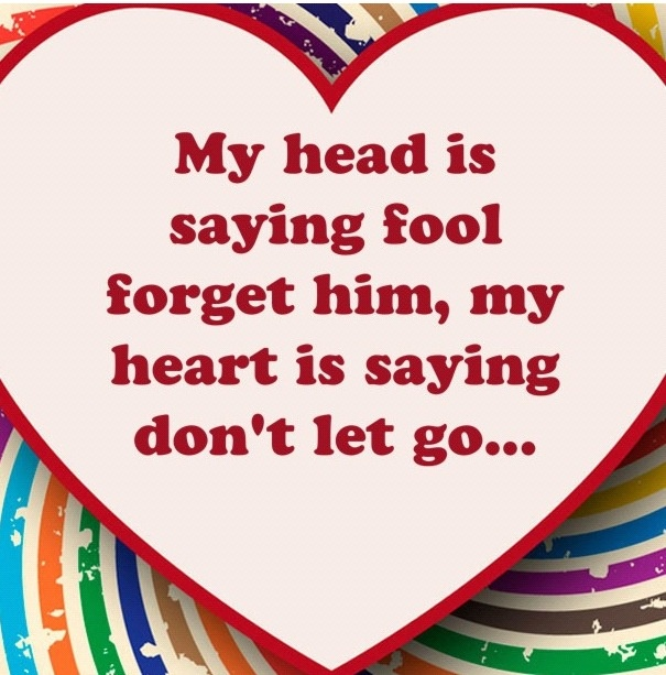oldfrangled translation: My pate is advising buffoon dismiss him from mind, yet my heart is counseling steadfastness.