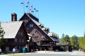 Where to stay in Yellowstone National Park...