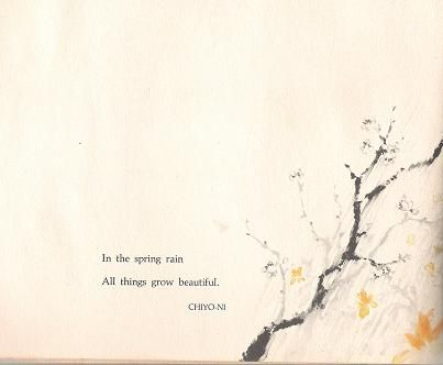 haiku poems about spring - photo #37