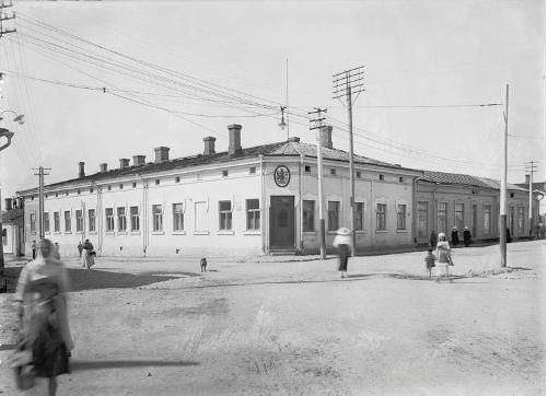 Kuopio, Finland 1920. Photo: Victor Barsokevitsch