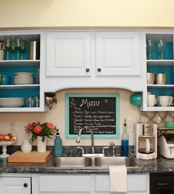Cottage Kitchen Makeover From Our Friends At Country Woman