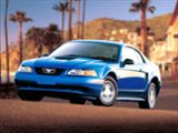 2002 Ford Mustang Coupe 2D - $900 trade-in, $2700 sell to a private party