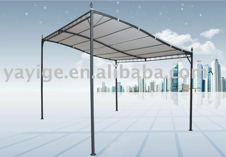 368 Best Metal Gazebos Images On Pinterest Metal Frame