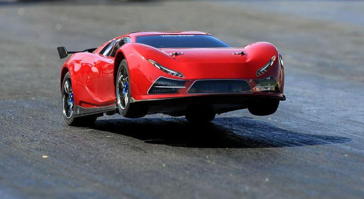 rc car pictures | ... Leisure » The Traxxas XO-1 is the World's Fastest 100-mph RC Car