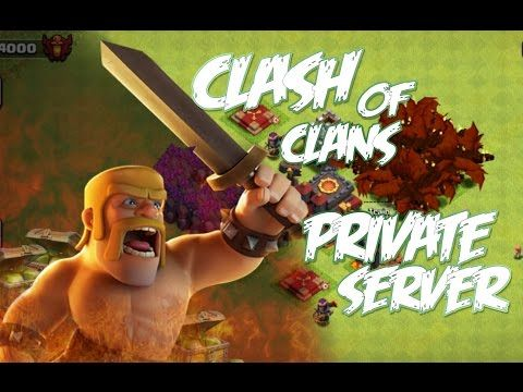 Download the Clash of Clans Private Server now. You are able to create your own private server and also join other Clash of Clans private servers. The download works on tablet and mobile. You can use it for Android and Apple. It also include the PC version because it isn't a large file.