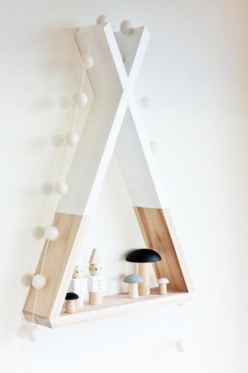 les 25 meilleures id es concernant etagere murale enfant sur pinterest tag res pour chambre d. Black Bedroom Furniture Sets. Home Design Ideas