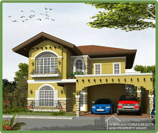 Celandine House in The Gardens at South Ridge, Catigan, Toril, Davao City - Davao Property Finder