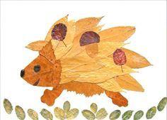 35+ Creative Leaf Animal Art | iCreativeIdeas.com Follow Us on Facebook --> https://www.facebook.com/icreativeideas