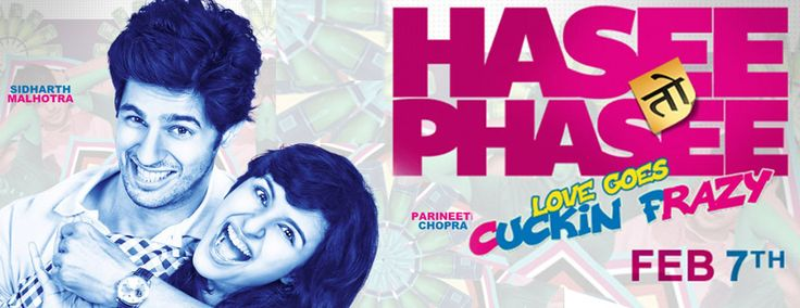 Music Review | Hasee Toh Phasee | Vishal-Shekhar | Sidharth-Parineeti | Zehnaseeb | DramaQueen - http://www.myeffecto.com/r/22jz_pn