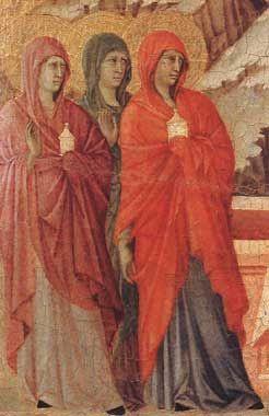 """Santa Maria Maddalena e il """"problema delle tre Marie"""" nel racconto degli Evangelisti - DIFENDERE LA VERA FEDE"""