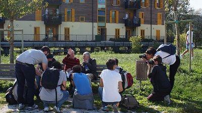 La sede Abruzzo del Centro Sperimentale di Cinematografia promuove il bando per un concorso fotografico dal titolo La mia L'Aquila , rivolto agli studenti degli Istituti di Istruzione Superiore della provincia dell'Aquila