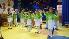 """Mamma Mia"" - taniec 5-latków z PM nr 5 (fragment)"
