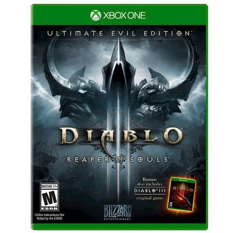 Diablo III Reaper of Souls: The Ultimate Evil Edition (Xbox One)