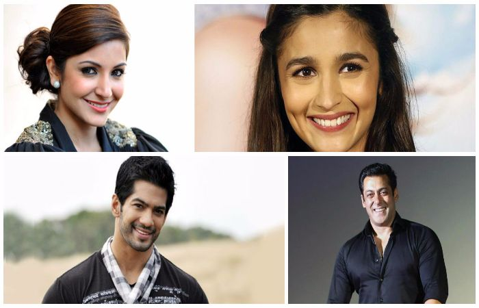 #RareAuditionTapes Bollywood Stars! - videos