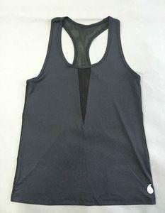 379da2cb4c1fd women custom seamless plain workout black dry fit athletic loose fitness  yoga sports gym tank top wholesale