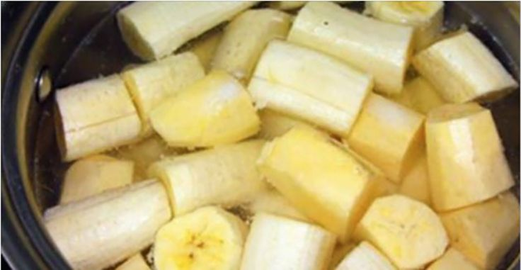 Boil Bananas Before Bed, Drink the Liquid and You Will Not Believe What Happens to Your Sleep - Healthy Holistic Living