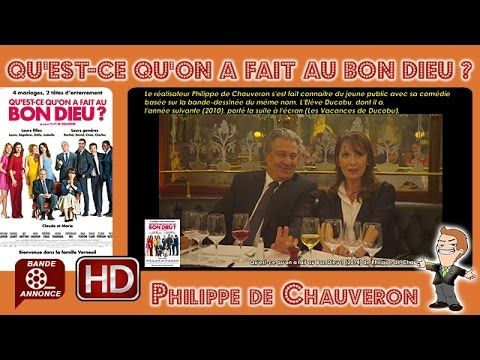Qu'est ce qu'on a fait au Bon Dieu de Philippe de Chauveron 2014 #MrCinema 125 - YouTube
