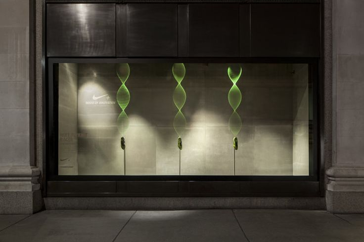1 | Nikes Kinect-Powered Window Displays Are Watching You | Co.Design: business + innovation + design