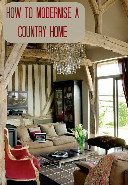 How to Modernise an Old Country Home