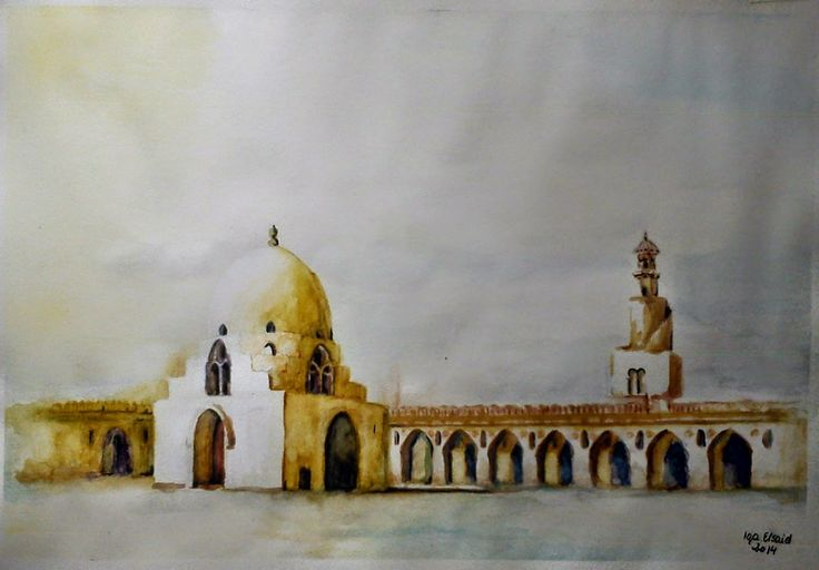 Iga Elsaid Art: architekture