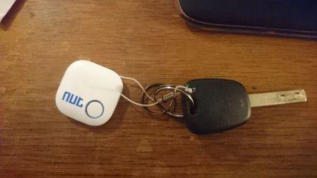 NUT porte-clé bluetooth connecté
