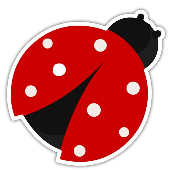 Lady Beetle printable