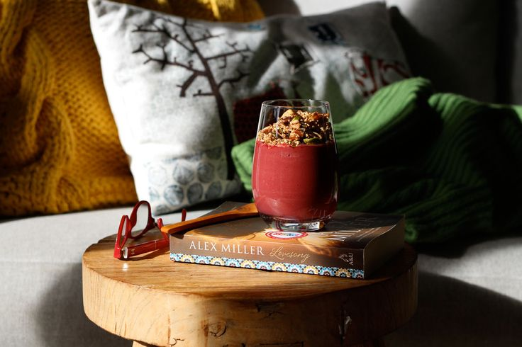 The Beety Beaker of Beautifulness (the best Beetroot Smoothie recipe, ever) - The Holistic Ingredient.