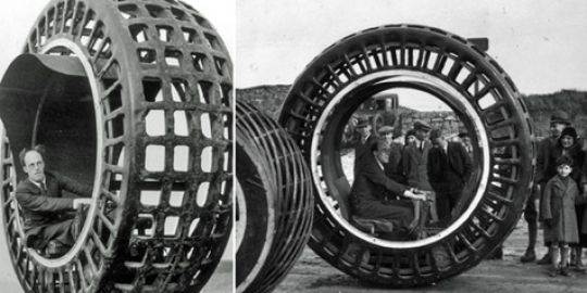 #HeyUnik  Transportasi Masa Depan Ini Mulai Dilupakan, Padahala Dulunya Keren #Desain #Otomotif #Unik #YangUnikEmangAsyik