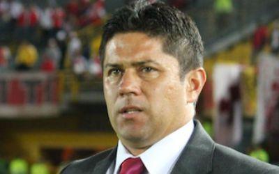 Wilson Gutiérrez El DT del rojo campeón!!