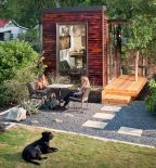 midcentury shed