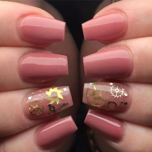 Pink For Prom Nail Ideas: 46 Best Prom Nail Designs 2018 Images On Pinterest