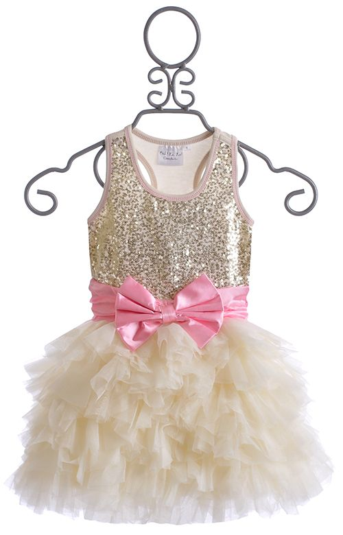 Ooh La La Champagne Wow Dream Dress for Girls for sp