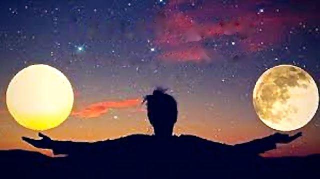 Sanando el Alma: Súper Luna Nueva en Géminis: Conciliando Polaridad...