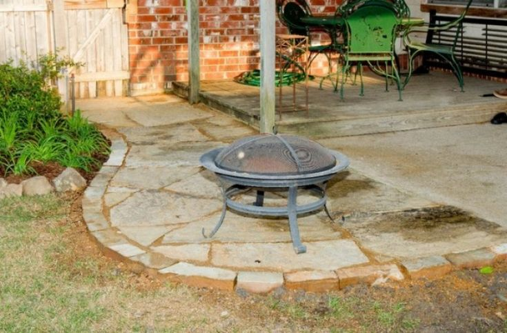 Ordinaire From Rocks To Rust With Lots Of Dust: So You Want A Flagstone Patio?