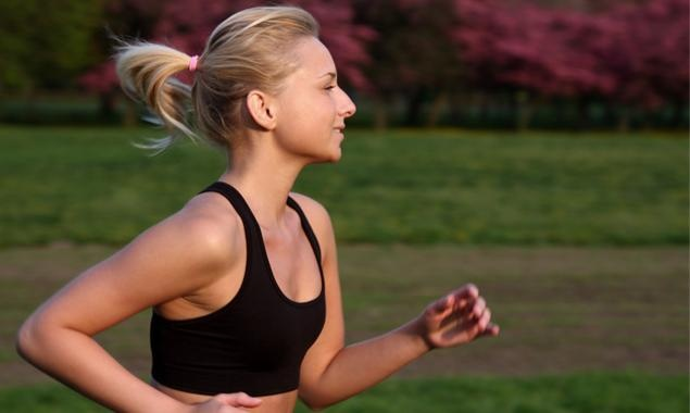 """""""The Truth About Runner's High""""   /raises hand/ I have felt this and oh man I'm pretty sure it's comparable to an orgasm /blush/"""